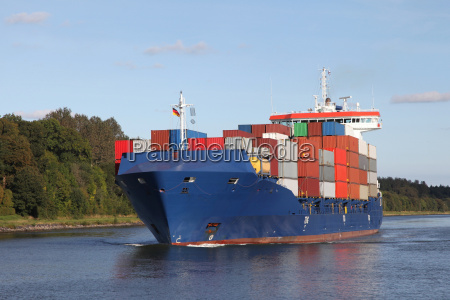 cargo, ship, on, the, kiel, canal - 10327611