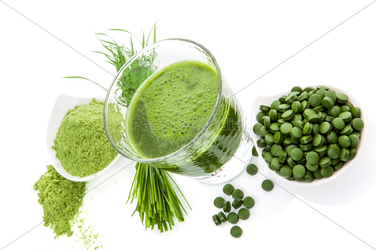 green, superfood. - 10329391