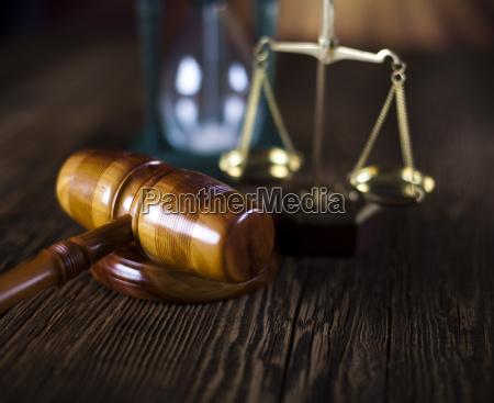 judge, gavel - 10330309