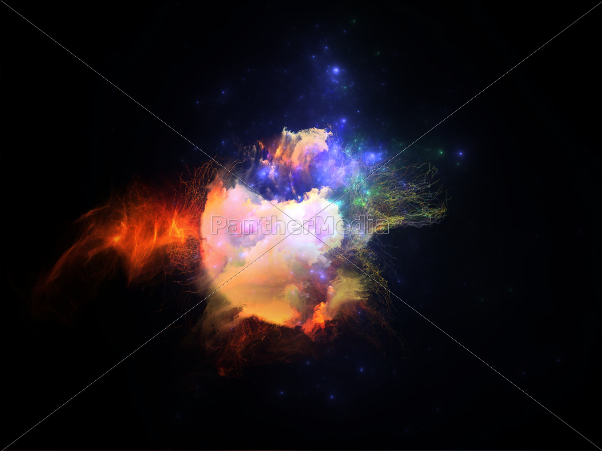 virtual, fractal, nebula - 10331425