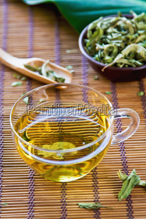 verveine, tea, or, verbena, tea - 10337405