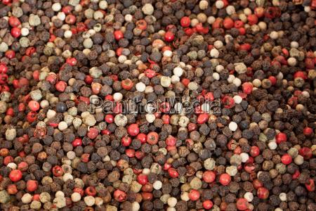 colorful, peppercorns - 10353201