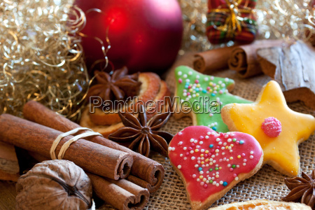 sweet, weihnachtsbäckerei - 10393889