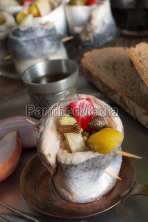 rollmops, -, pickled, herring, fillets - 10395875