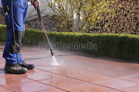 terrace clean high pressure cleaners