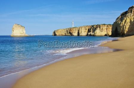 algarve beach caneiros algarve beach