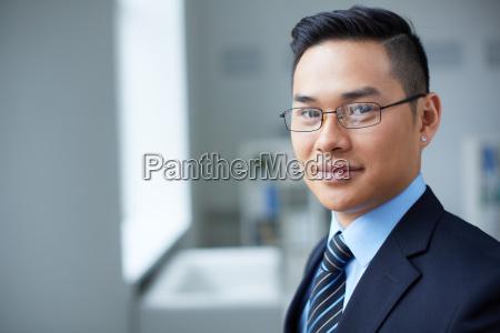 smart businessman