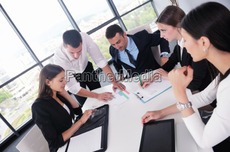 business, people, group, in, a, meeting - 10465265