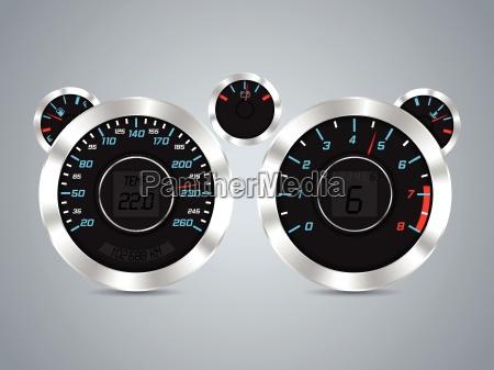 cool new dashboard design