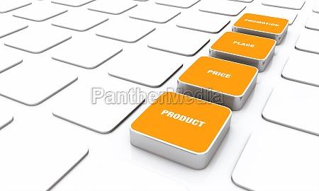 pad concept orange product price place