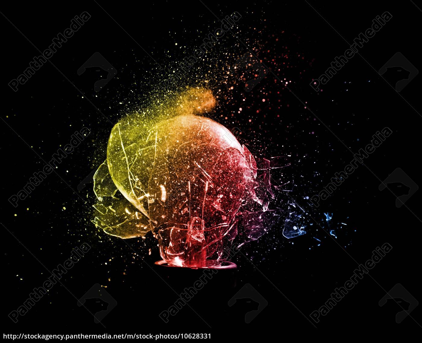 bulb, explosion - 10628331