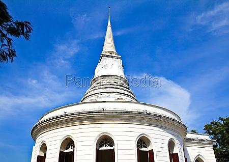rama v palace sichang island chonburi
