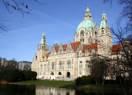 new town hall hannover