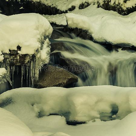 cooled brook