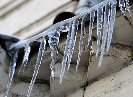icicle, closeup - 10778687