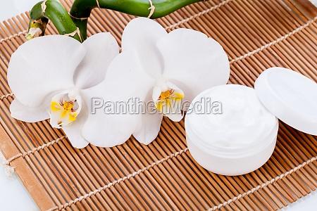 natural cosmetics cream moisturizer