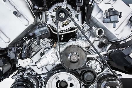 car, engine, -, modern, powerful, car - 10924252