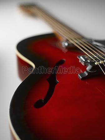 vintage jazz blues guitar