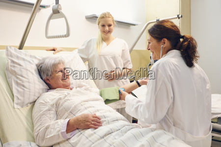 hospital patient doctor nurse