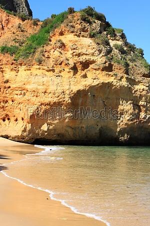 dona ana beach in lagos algarve
