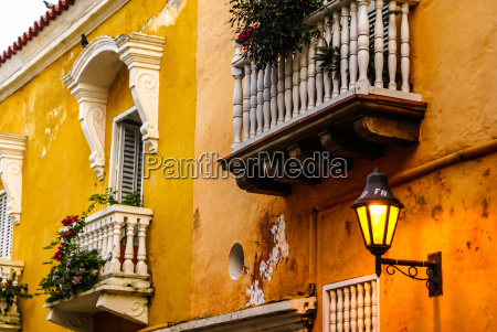 spanish colonial house cartagena de indias