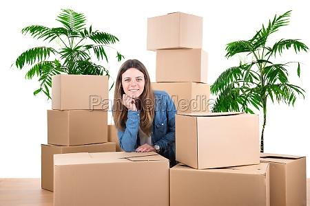 unpacking - 11080772