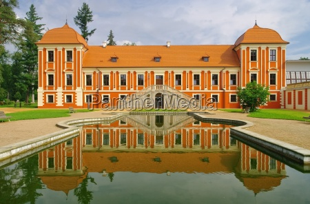 ostrov castle ostrov palace 02