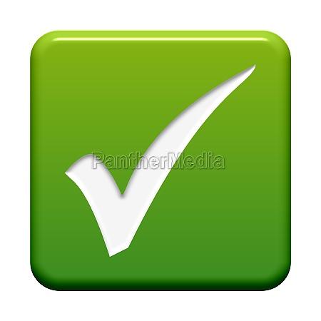 green button hook