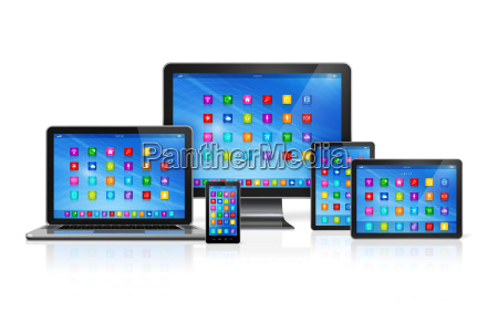computer devices set