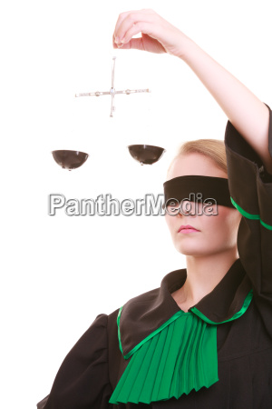 female lawyer attorney in classic polish