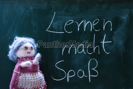 blackboard learning is fun