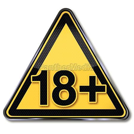 eighteen plus shield majority