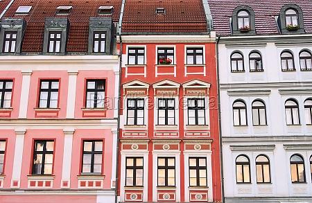 liberec house facades liberec facade