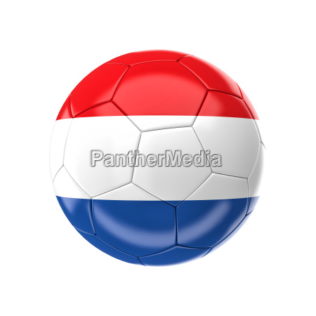 netherland soccer ball