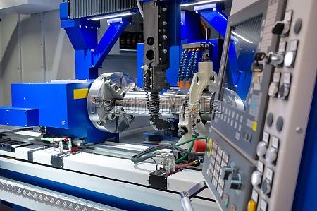 lathe cnc milling machine