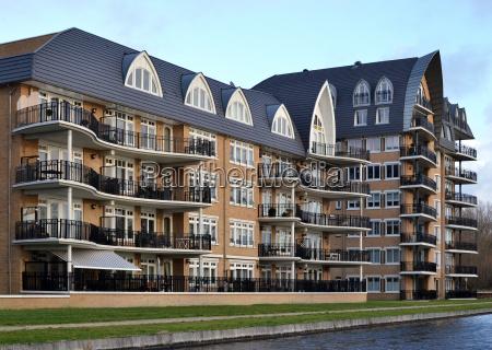 modern luxuriously apartments in voorschoten the