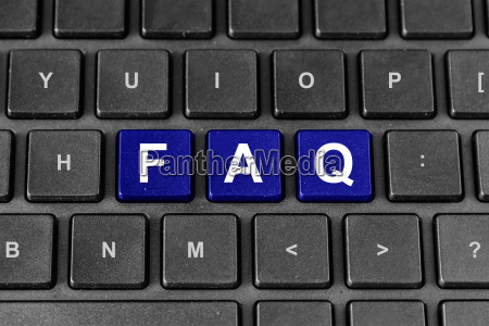 faq or frequently asked questions word