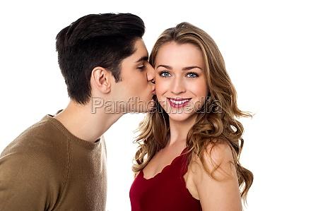my sweet girlfriend i love you