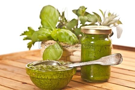 herb pesto