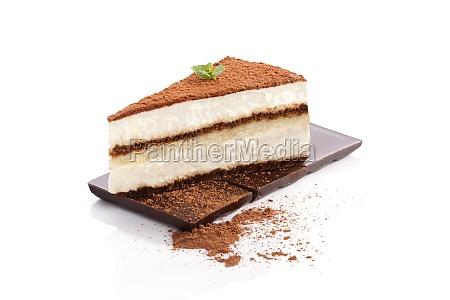 tiramisu, dessert. - 11283489
