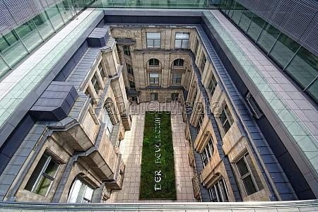 reichstag berlin courtyard