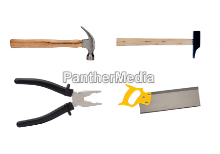 four tools on the woodworking industry