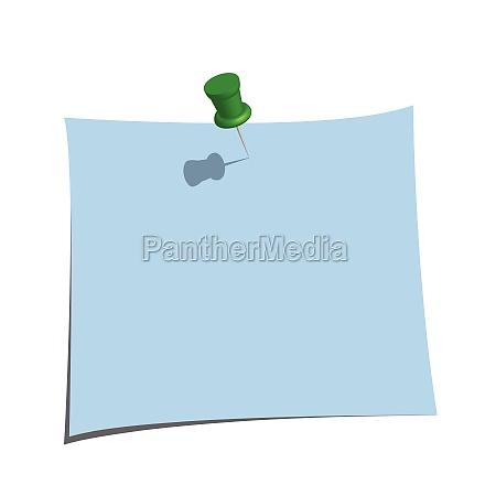 blue note illustration