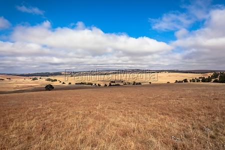 road travel rural landscape beauty