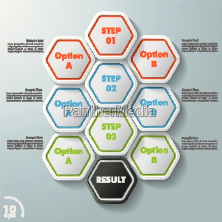 10 hexagon options