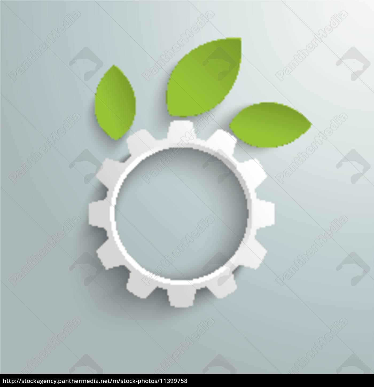 green, technology, gear, leaves, piad - 11399758