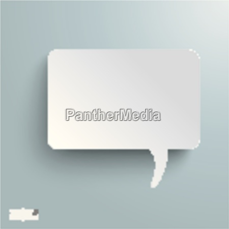 rectangle speech bubble