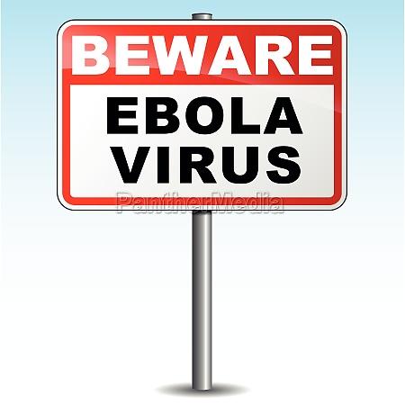 ebola virus signpost