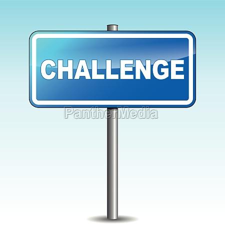 vector challenge signpost