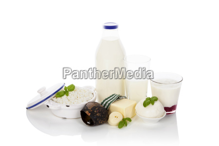 traditional dairy background